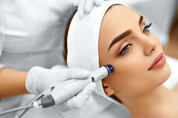 خدمات زیبایی و جوانسازی پوست